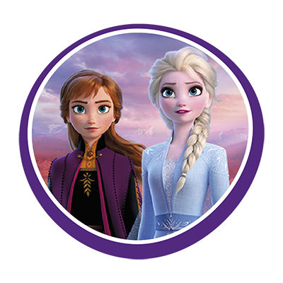 PRODUCTLINE BRANDS DISNEY FROZEN II 01