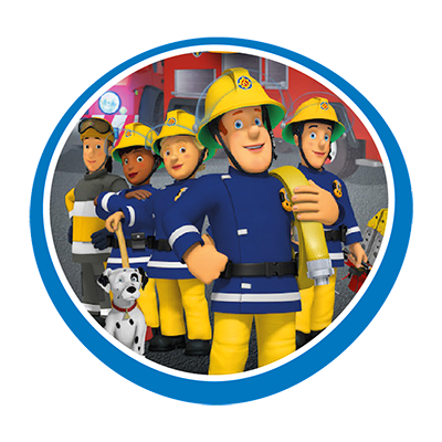 PRODUCTLINE BRANDS FIREMAN SAM 01